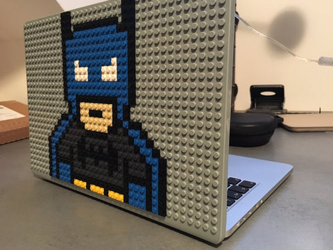 Batman 3 MacBook Case