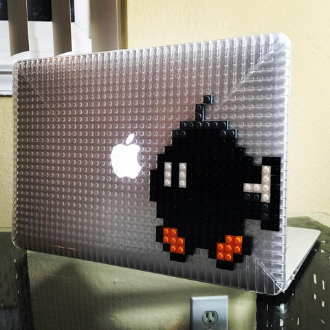 Bomb Omb Mario MacBook Case