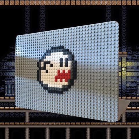 Boo Mario MacBook Case
