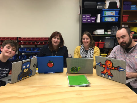 Brik Book MacBooks Education