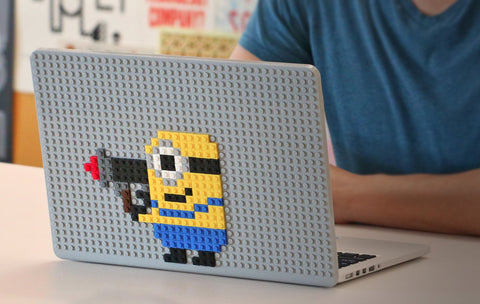 Minion Laptop Design