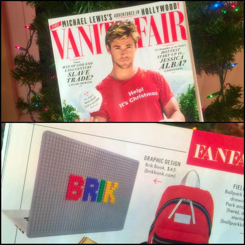 Brik Book Vanity Fair