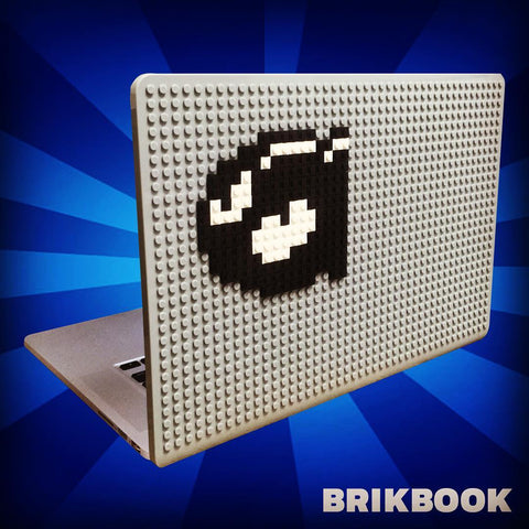 Bullet Bill Mario MacBook Case
