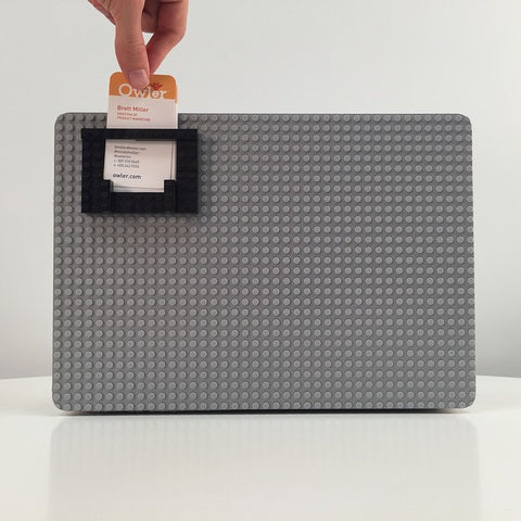 Business Card MacBook Case
