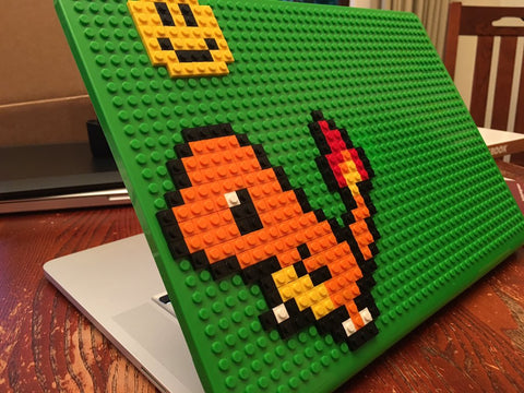 Charmander MacBook Case