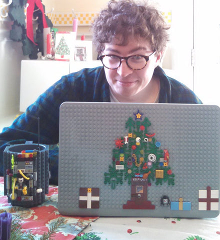 Christmas MacBook Case