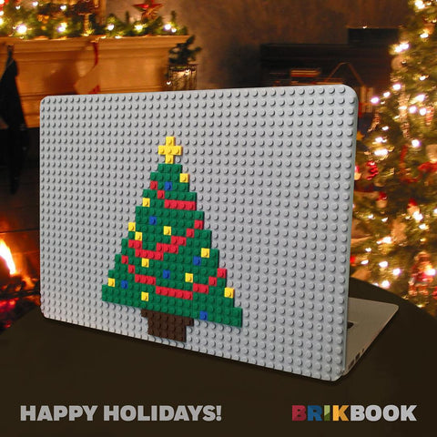 Christmas Tree MacBook Case