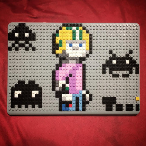 Commander Keen MacBook Case