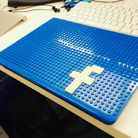 Facebook MacBook Case