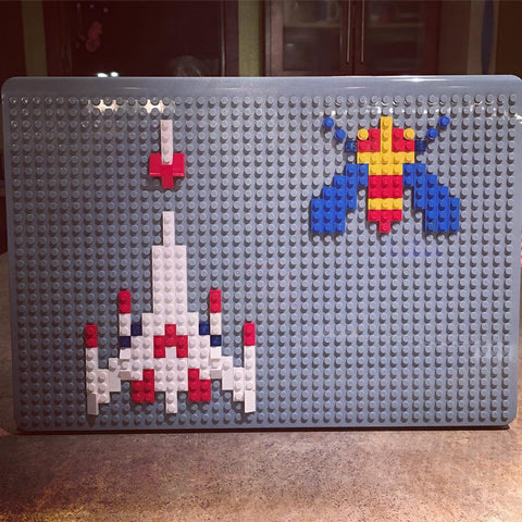 Galaga 2 MacBook Case