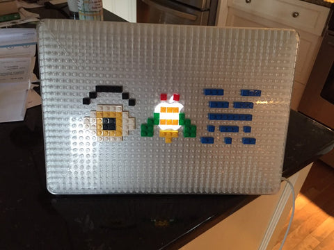 IBM Eye Bee M MacBook Case