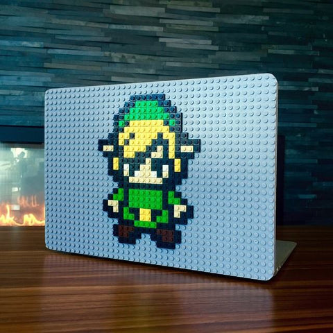 Link Zelda MacBook Case