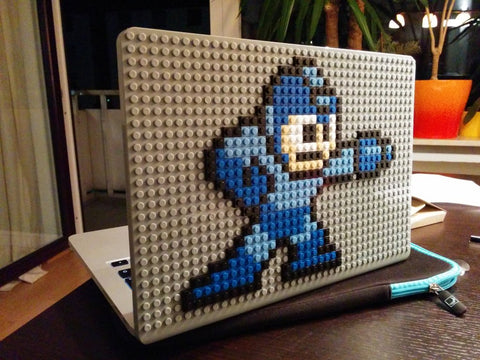Megaman 3 MacBook Case