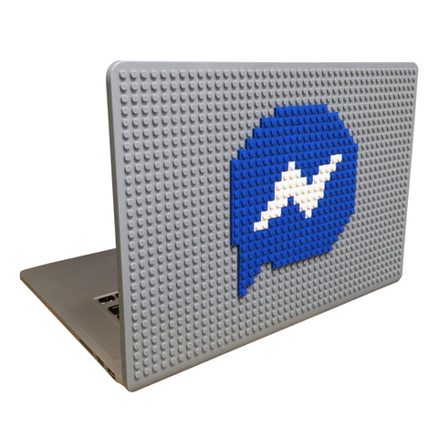 Messenger MacBook Case