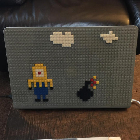 Minion Bomb MacBook Case