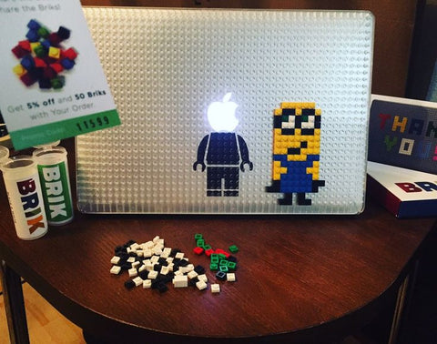 Minion MacBook Case