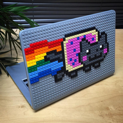 Nyan Cat MacBook Case