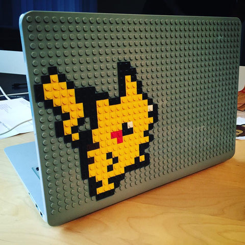 Pikachu Pokemon MacBook Case