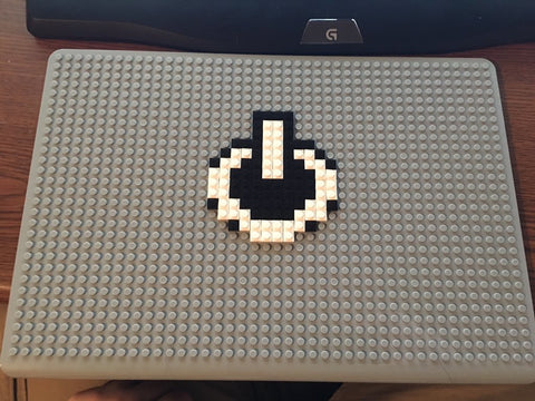 Power Button MacBook Case