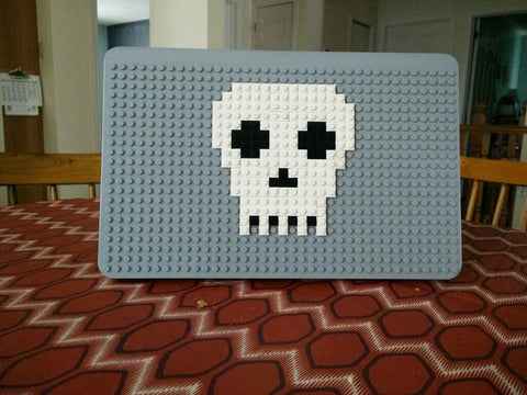 Skull MacBook Case