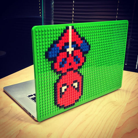 Spiderman MacBook Case