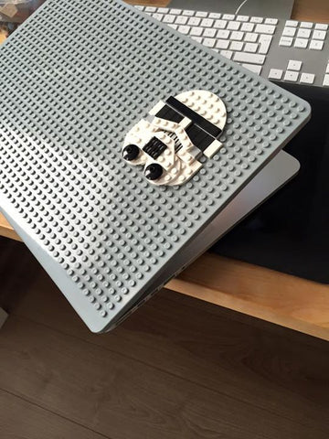 Storm Trooper MacBook Case