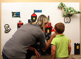 LEGO® Compatible Wall Tiles | Brik Tile
