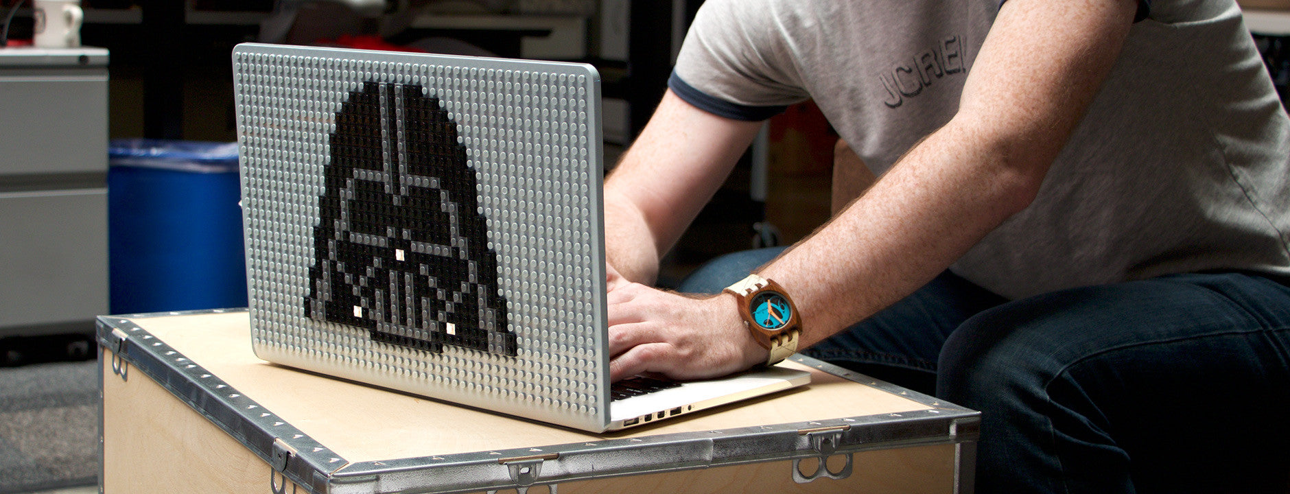Star Wars MacBook Design
