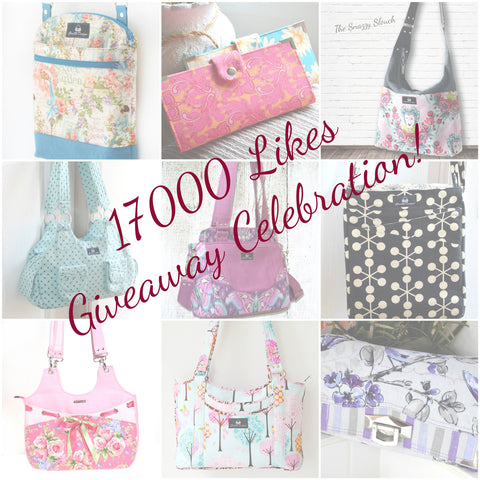 17000 Likes Giveaway Celebration