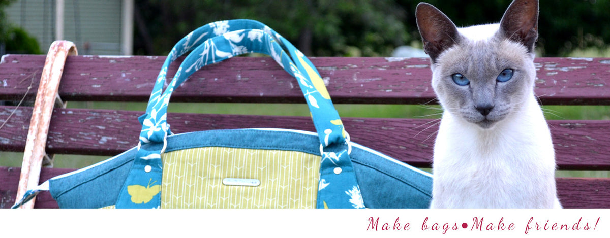 Make Bags & Make Friends!