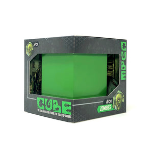 #1 CUBE: Zombies