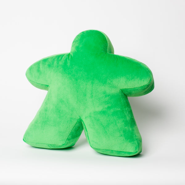 Green Meeple Meepillow C