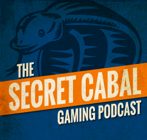 The Secret Cabal Game Haul