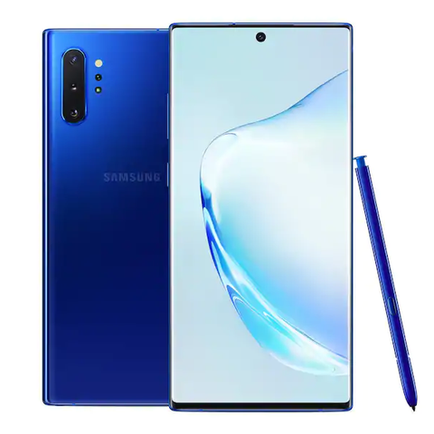 Samsung Galaxy Note 10 Plus Glass Screen and LCD Repair