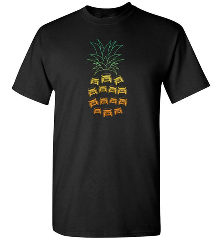 Jeep Sunflower Jeep with a decor Sunflower print - T-Shirt - Black / S - T-Shirt