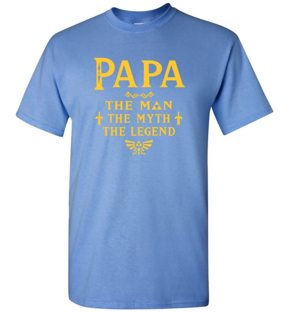 Papa The Man Myth The Legend Gift For Papa Grandpa Daddy T-Shirt