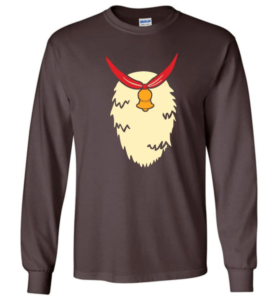 Reindeer Ugly Christmas Sweaters Funny Xmas Jumpers Reindeer Xmas Sweater T Shirt Hoodie Long Sleeve - Dark Chocolate /