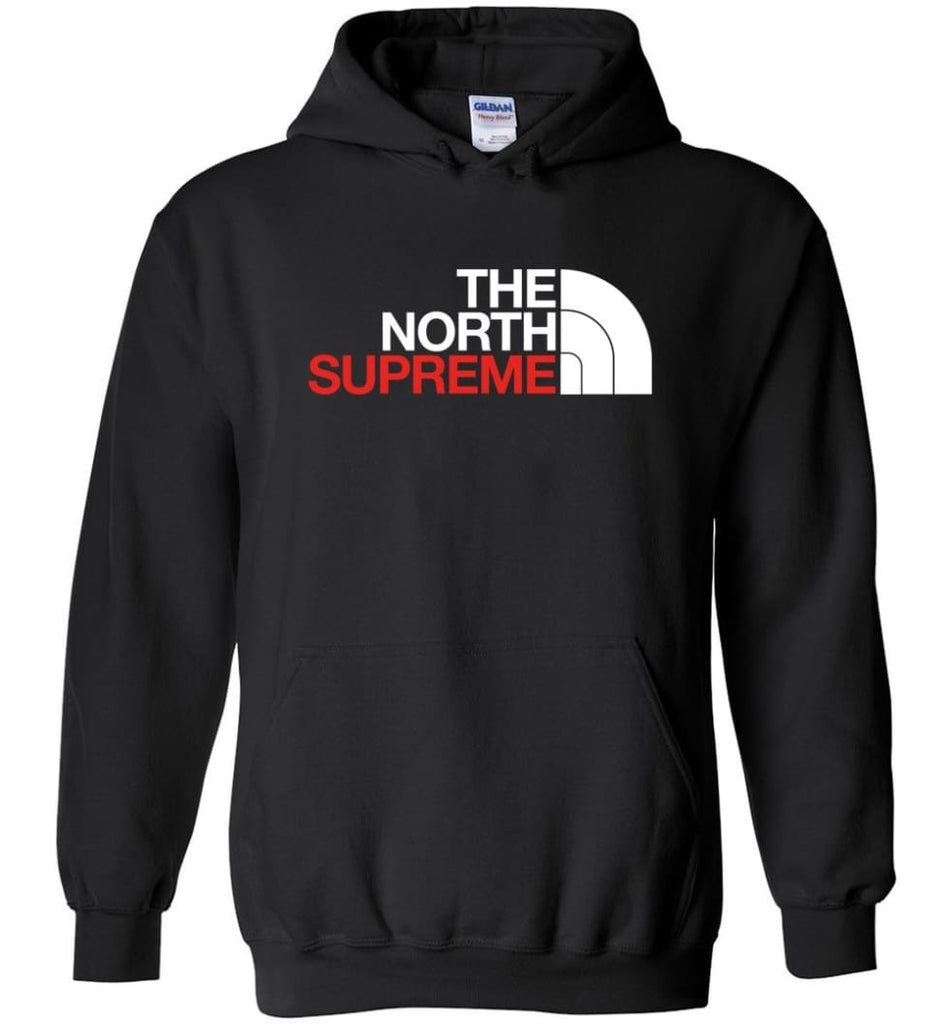 The North Face Supreme - Hoodie - Black / M