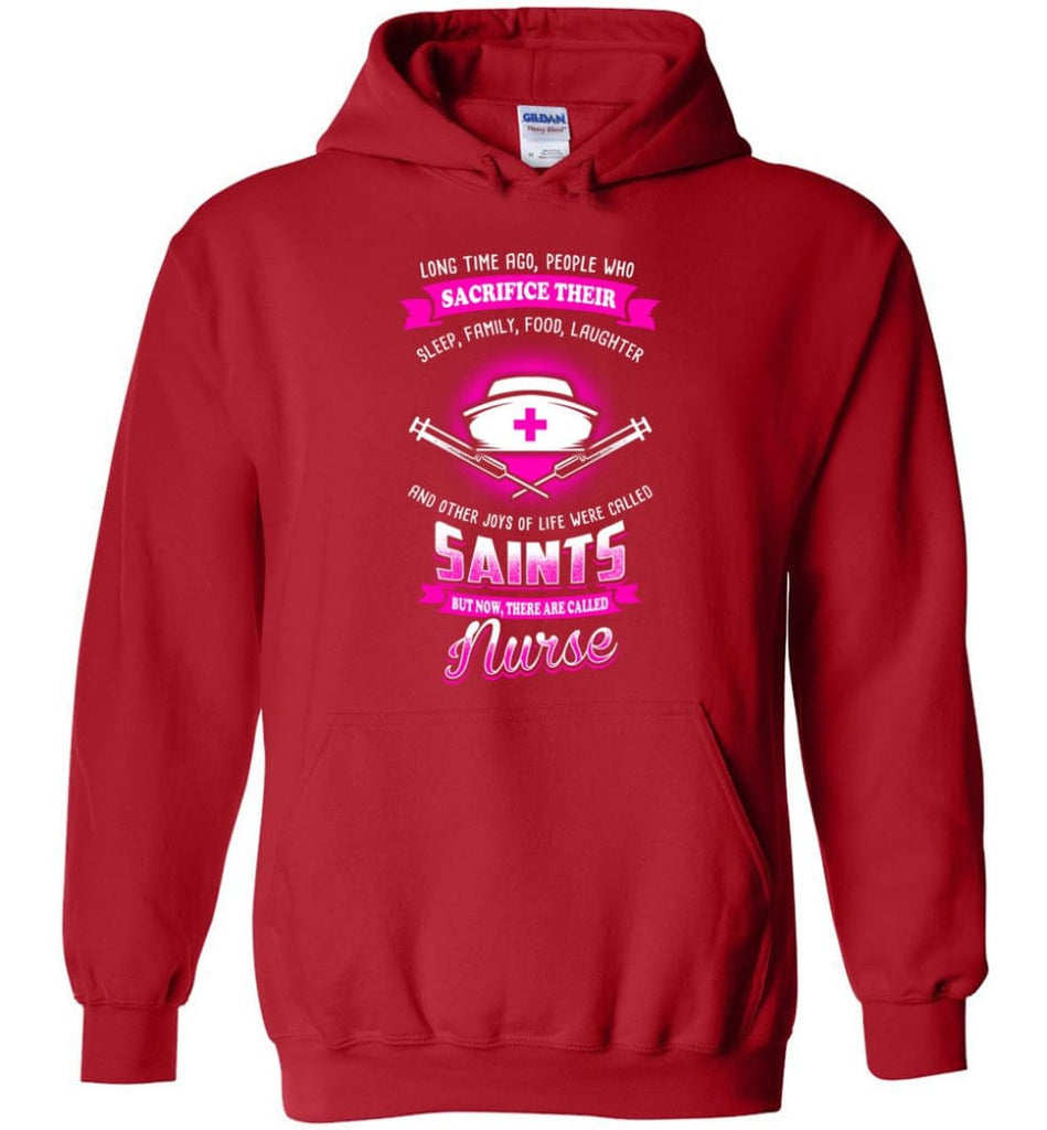 They are called Nurse Shirt - Hoodie - Red / M