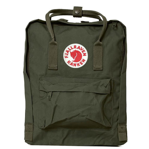 Fjällräven Kånken Mini Forest Green - MERCURI