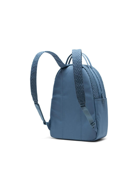 Herschel Nova Small - Woven Blue Mirage