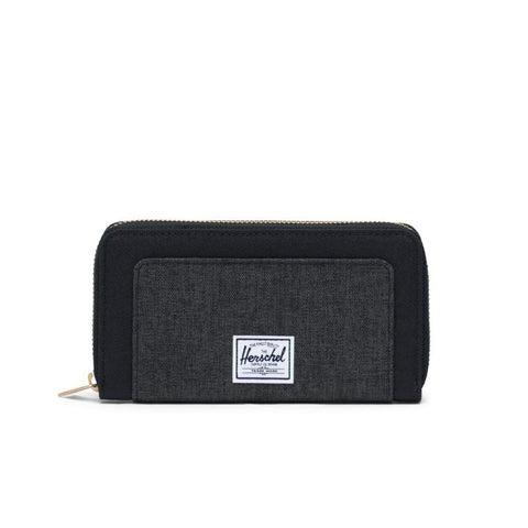 Herschel Thomas Wallet- Black/ BlackX