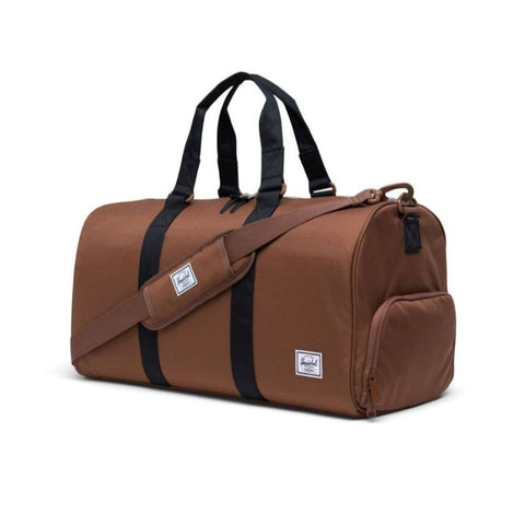 Herschel Novel Mid Volume - Saddle Brown/ Black