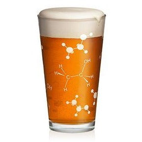 Beer Pint Glass -  Ethanol