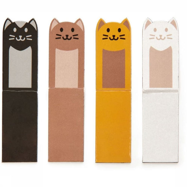Magnetic Cat Bookmarks