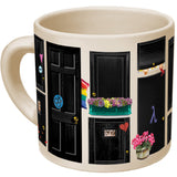 Great Gays Out Of The Closet Morph Mug - MERCURI - 2