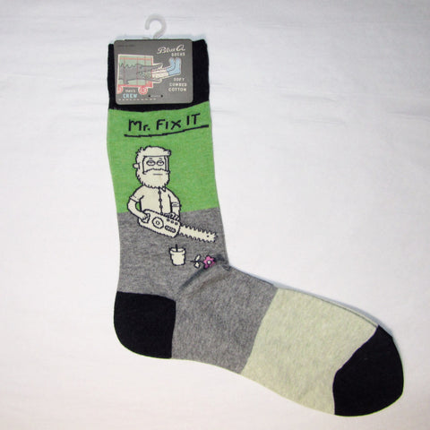 Men's Cotton Socks Mr. Fix It - MERCURI