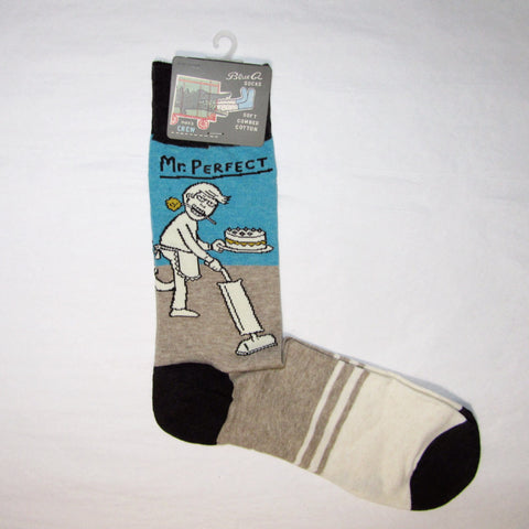 Men's Cotton Socks Mr. Perfect - MERCURI