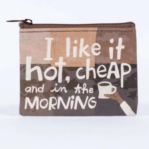 Coin purse - I Like It Hot, Cheap...