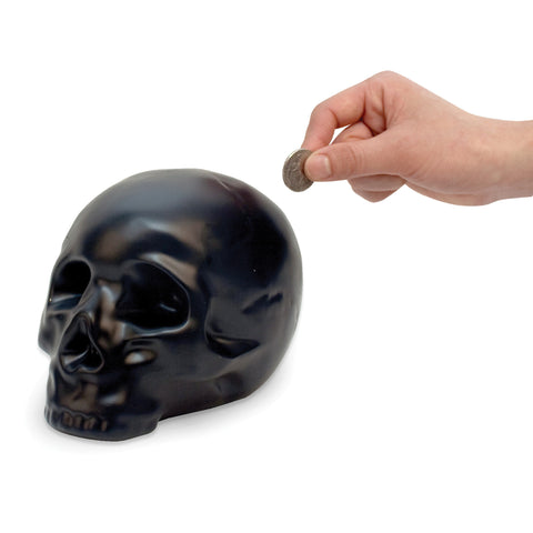 Skull Money Bank - MERCURI